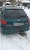 Peugeot 206, 2003 год, 150 000 руб.