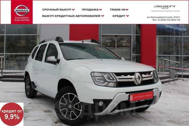 Renault Duster, 2017 год, 957 000 руб.