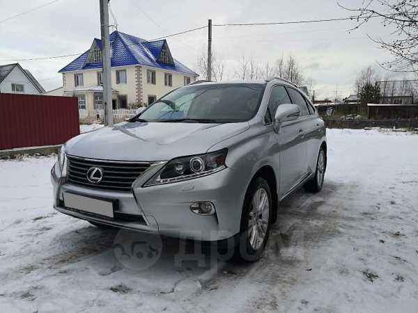 Lexus RX270, 2012 год, 1 450 000 руб.