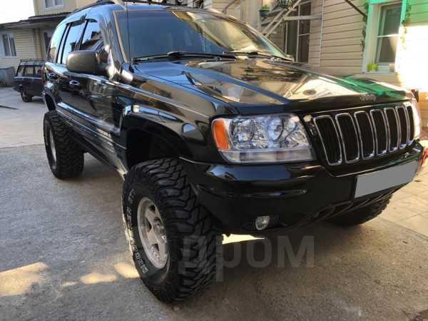 Jeep Grand Cherokee, 2000 год, 455 000 руб.