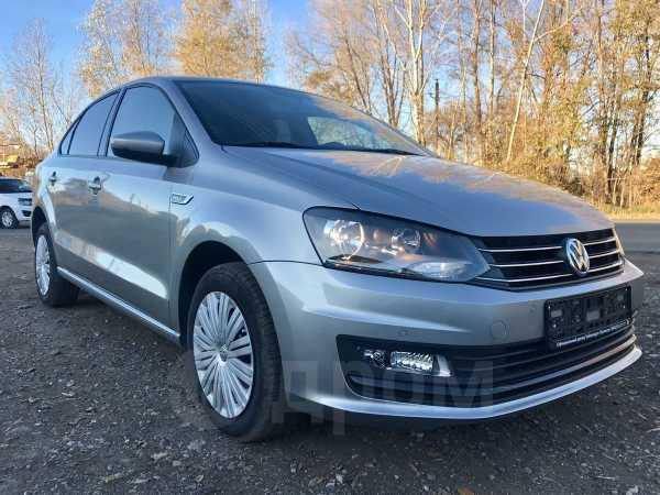 Volkswagen Polo, 2018 год, 715 000 руб.