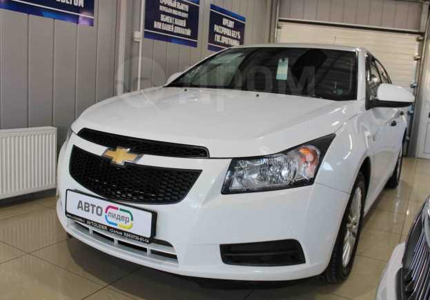 Chevrolet Cruze, 2012 год, 439 900 руб.