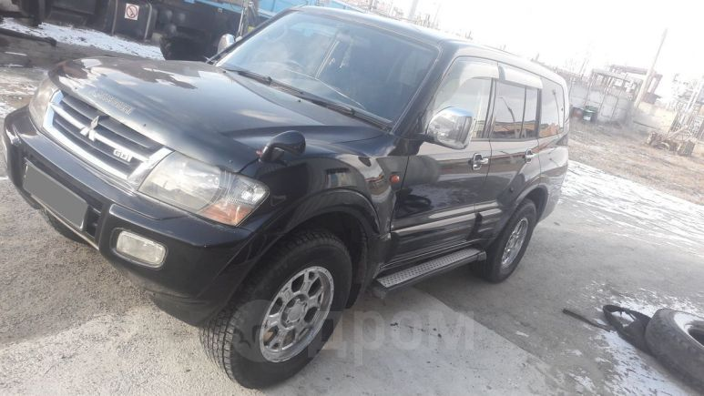 Mitsubishi Pajero, 2000 год, 440 000 руб.