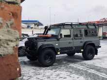 Челябинск Defender 2013