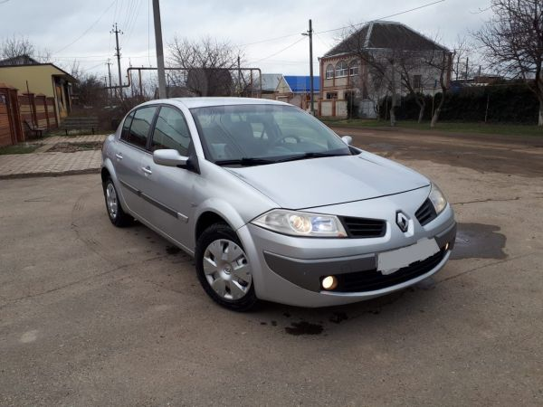 Renault Megane, 2006 год, 259 000 руб.