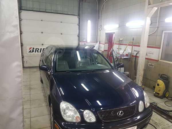 Lexus GS300, 2002 год, 469 000 руб.