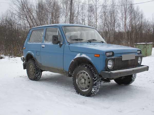 Лада 4x4 2121 Нива, 1989 год, 79 000 руб.