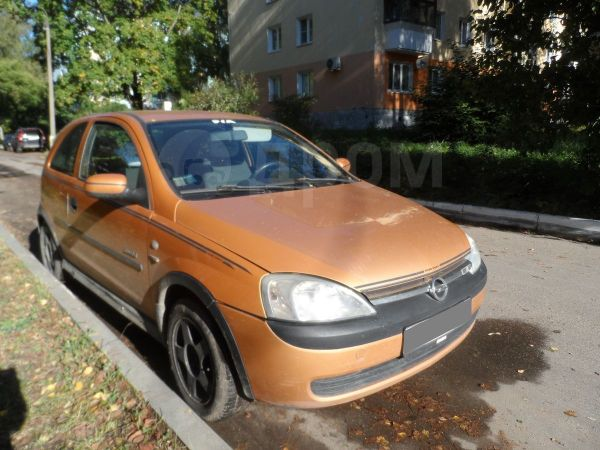 Opel Corsa, 2003 год, 145 000 руб.