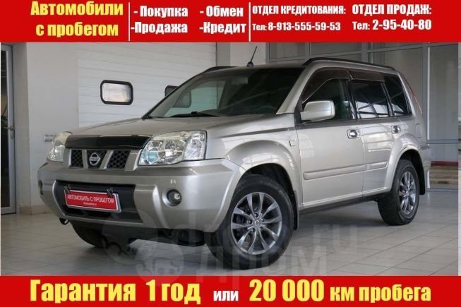 Nissan X-Trail, 2005 год, 557 000 руб.