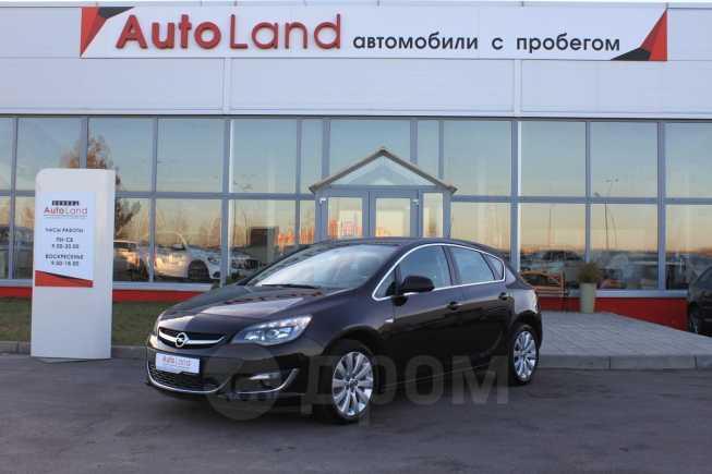 Opel Astra, 2014 год, 660 000 руб.