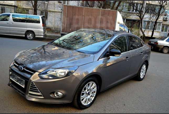 Ford Focus, 2011 год, 480 000 руб.