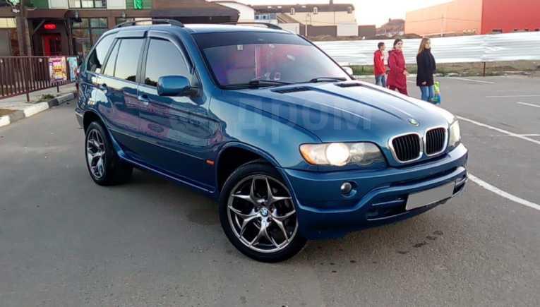 BMW X5, 2001 год, 550 000 руб.