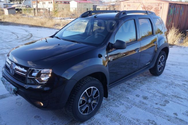Renault Duster, 2018 год, 900 000 руб.