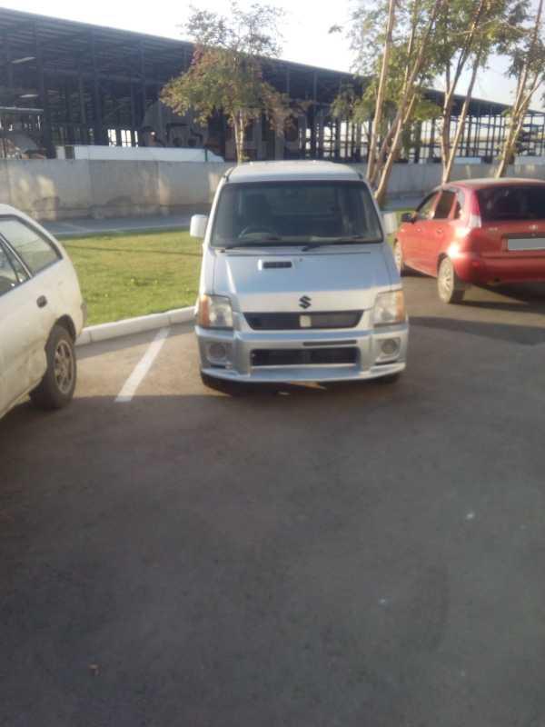 Suzuki Wagon R Wide, 1998 год, 125 000 руб.