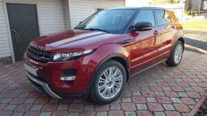 Land Rover Range Rover Evoque, 2013 г., Кемерово