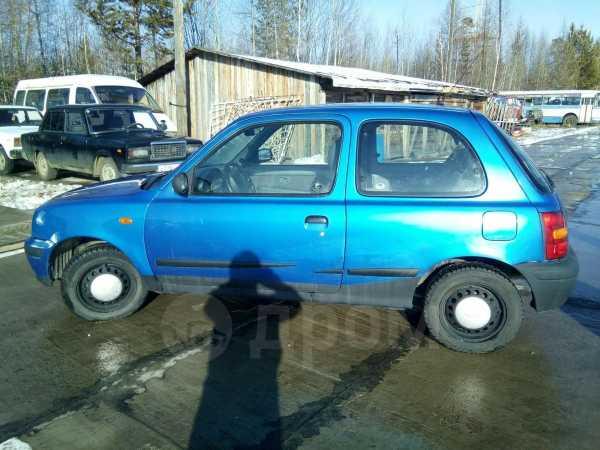Nissan Micra, 1999 год, 120 000 руб.