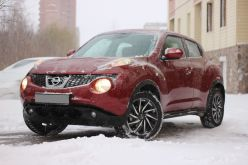 Nissan Juke, 2012 г., Томск