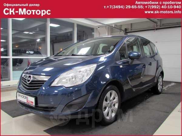 Opel Meriva, 2012 год, 485 000 руб.