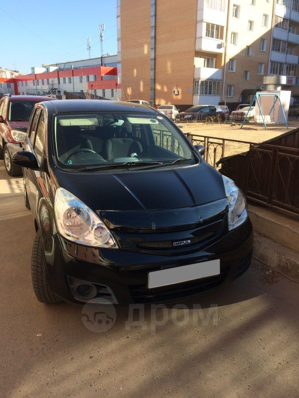 Nissan Note, 2008 год, 377 000 руб.