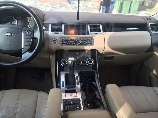Land Rover Range Rover Sport, 2012 год, 1 550 000 руб.