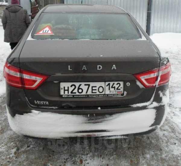 Лада Веста, 2015 год, 600 000 руб.