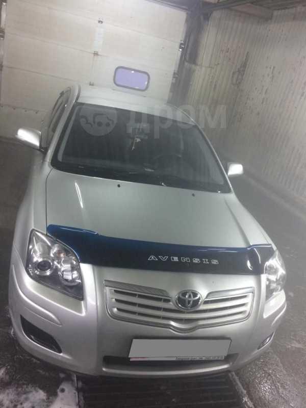 Toyota Avensis, 2008 год, 527 000 руб.