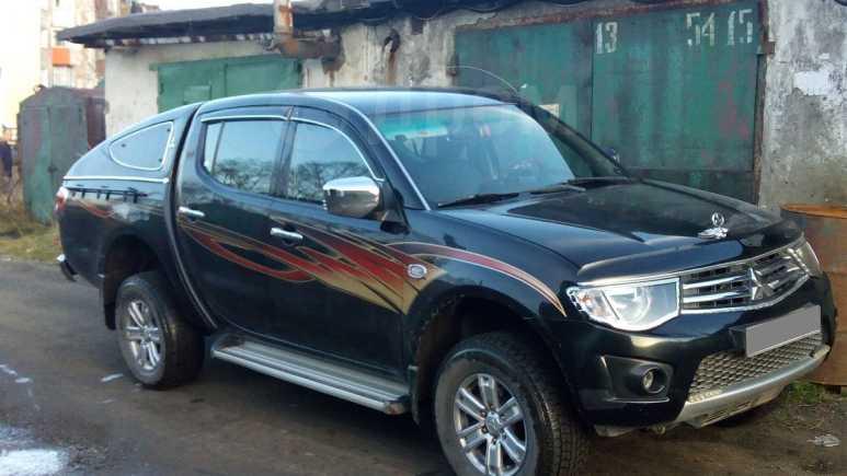 Mitsubishi L200, 2010 год, 980 000 руб.