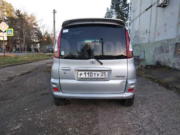 Toyota Funcargo, 2000 год, 270 000 руб.