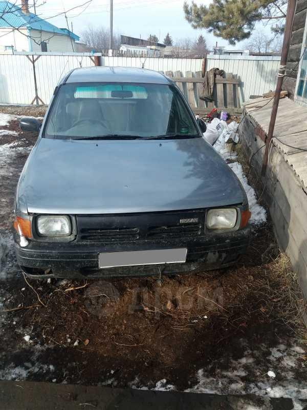 Nissan AD, 1992 год, 35 000 руб.