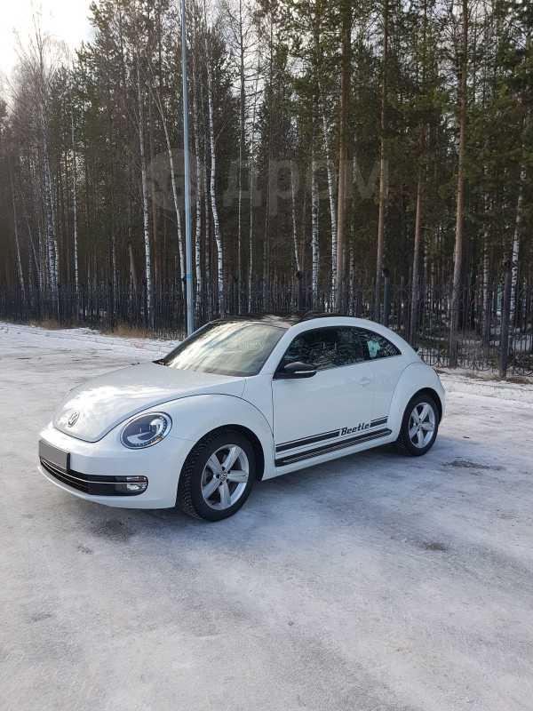 Volkswagen Beetle, 2014 год, 1 250 000 руб.