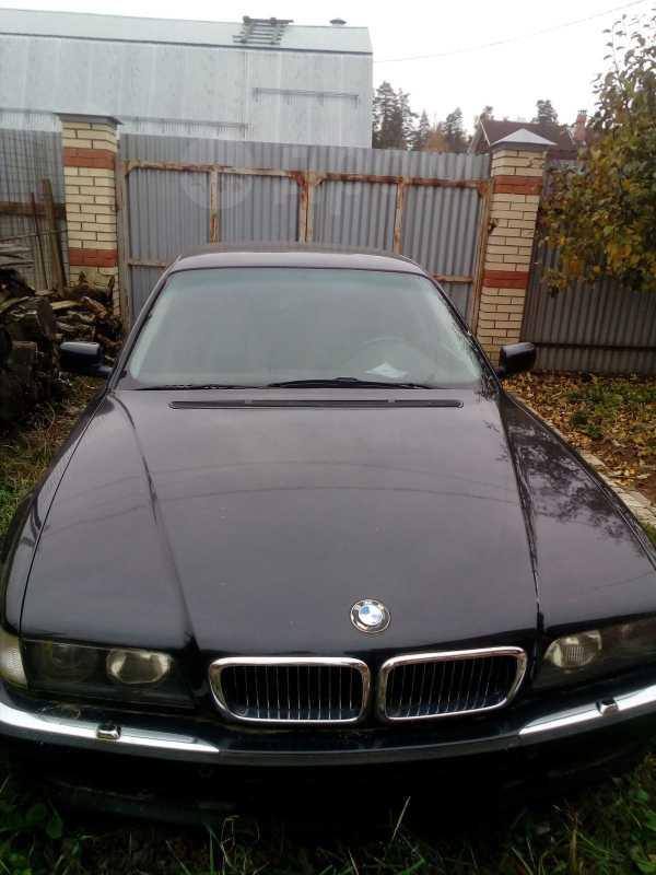 BMW 7-Series, 1996 год, 160 000 руб.