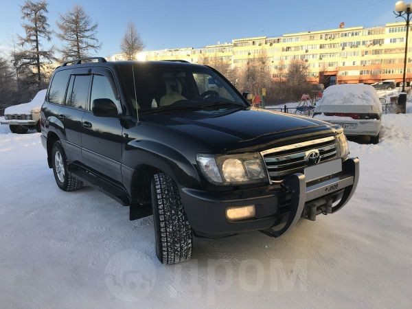 Toyota Land Cruiser, 2006 год, 1 650 000 руб.