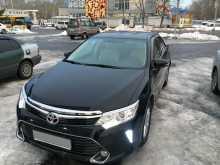 Комсомольск-на-Амуре Toyota Camry 2016