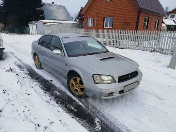 Subaru Legacy B4, 1999 год, 280 000 руб.