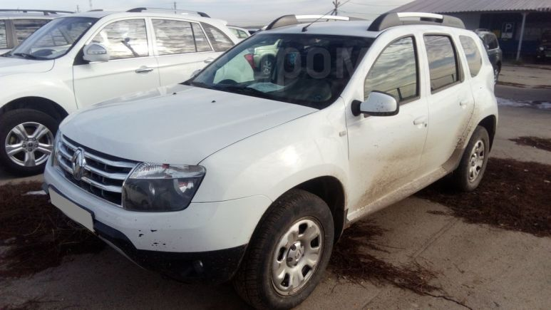 Renault Duster, 2012 год, 585 000 руб.