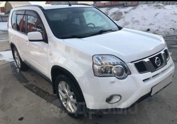Nissan X-Trail, 2011 год, 760 000 руб.