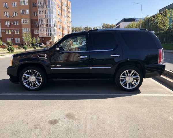 Cadillac Escalade, 2013 год, 1 650 000 руб.