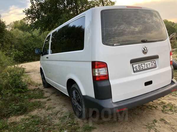 Volkswagen Transporter, 2010 год, 1 099 000 руб.