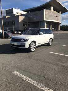 Сургут Range Rover 2013