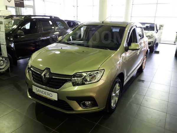 Renault Sandero, 2018 год, 596 970 руб.