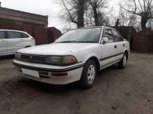 Абакан Corolla 1990