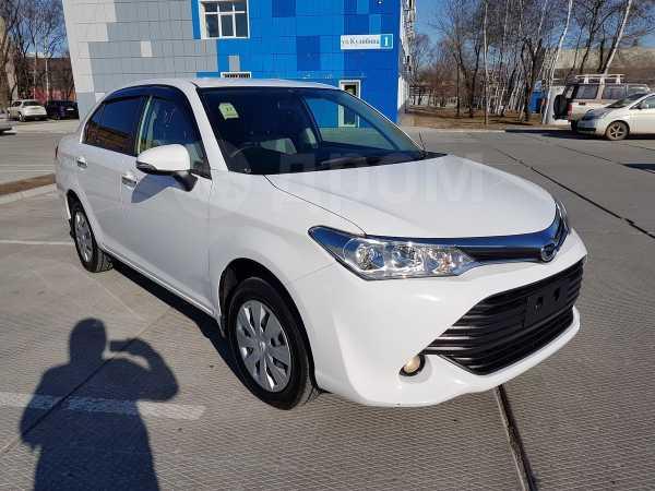 Toyota Corolla Axio, 2015 год, 745 000 руб.