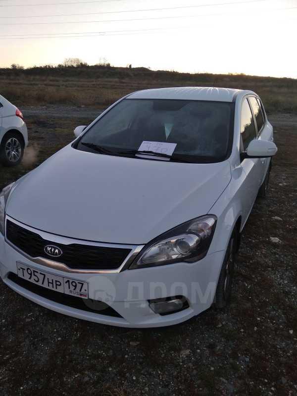 Kia cee'd, 2011 год, 430 000 руб.