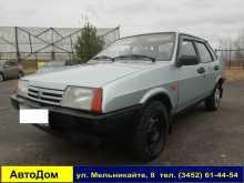 ВАЗ (Лада) 21099, 1998 г., Тюмень