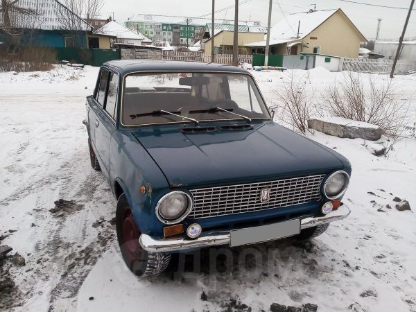 Лада 2101, 1975 год, 28 000 руб.
