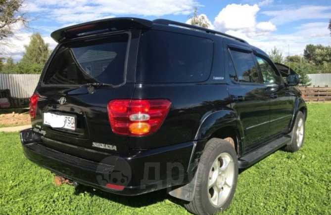 Toyota Sequoia, 2001 год, 780 000 руб.
