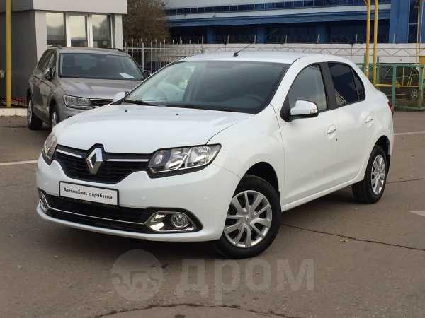 Renault Logan, 2017 год, 617 300 руб.