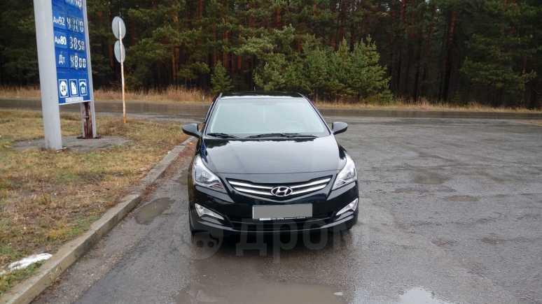 Hyundai Solaris, 2016 год, 610 000 руб.