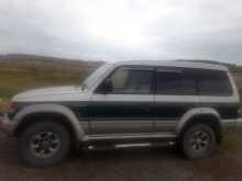 Южноуральск Pajero 1996