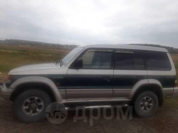 Mitsubishi Pajero, 1996 год, 320 000 руб.